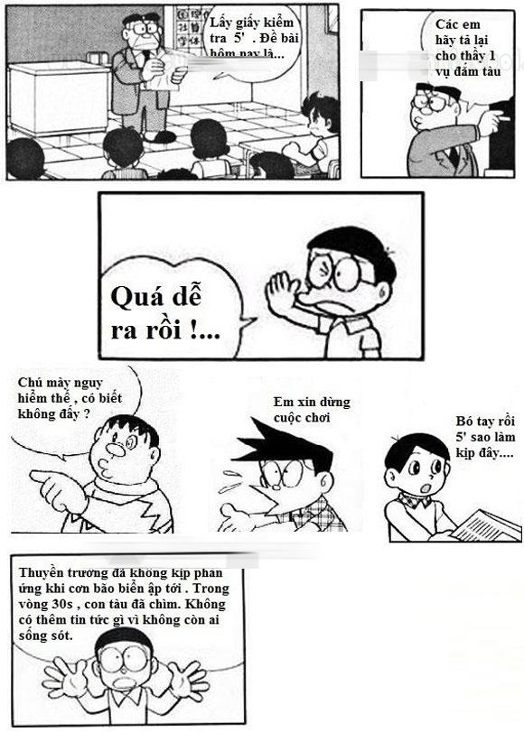 Anh Doremon Che 22