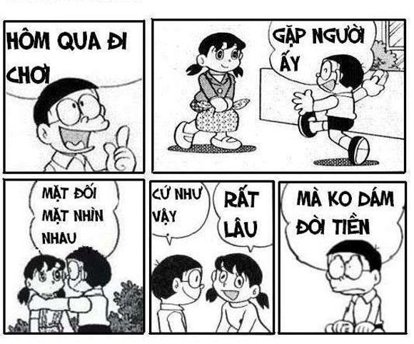 Anh Doremon Che 30