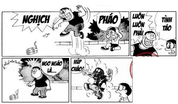 Anh Doremon Che 40