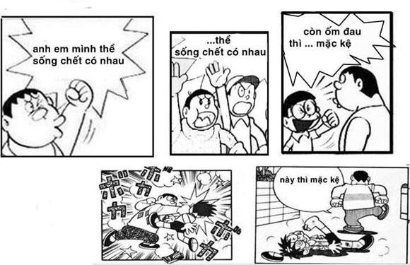 Anh Doremon Che 52
