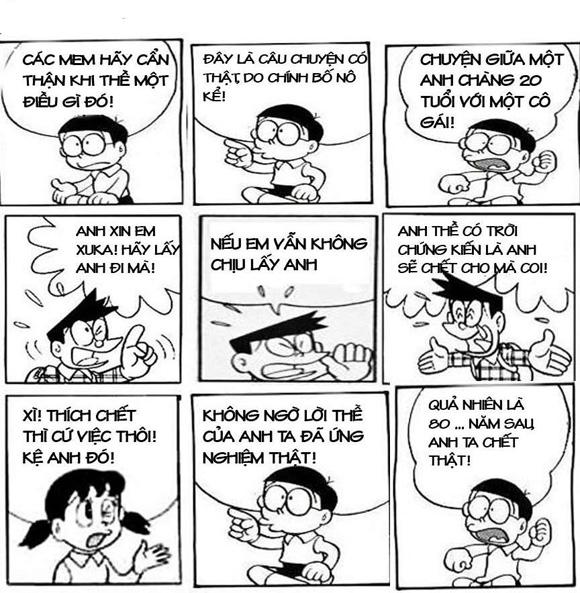 Anh Doremon Che 85