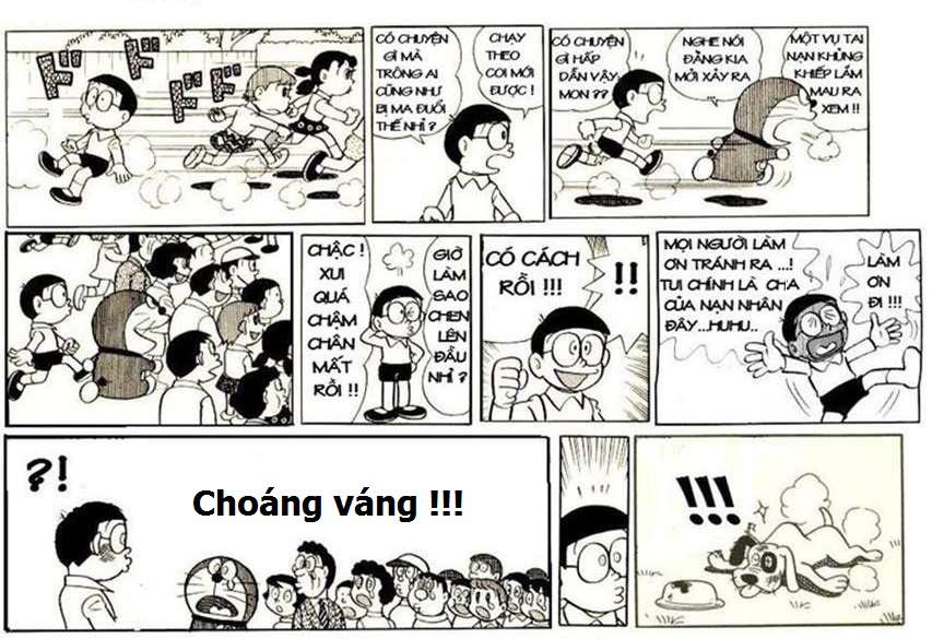 Anh Doremon Che 98